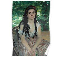 Auguste Renoir - Summer 1868 Poster
