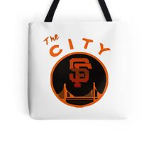 THE CITY SAN FRANCISCO Tote Bag