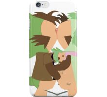 Chespin in Love iPhone Case/Skin
