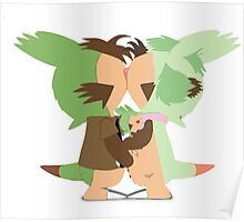 Chespin in Love Poster