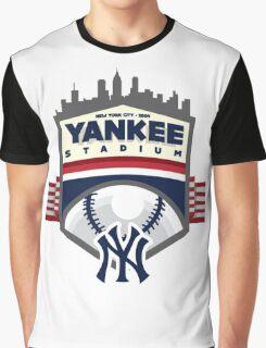 YANKEE STADIUM  Graphic T-Shirt