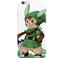 Chespin The Swordman iPhone Case/Skin