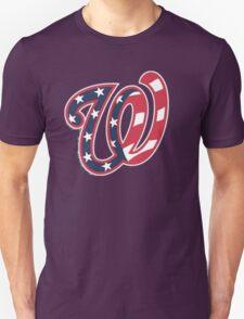 THE WASHINGTON NATIONALS T-Shirt