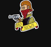 Bad News Tattoo Flash Unisex T-Shirt
