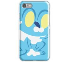Chespin 1 iPhone Case/Skin