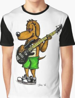 The bassist Graphic T-Shirt