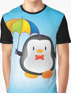 umbrella penguin Graphic T-Shirt