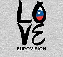 Love Eurovision [Slovenia] Unisex T-Shirt