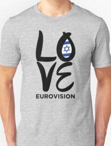 Love Eurovision [Israel] T-Shirt