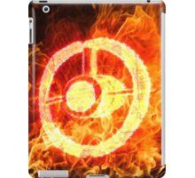 u2 360 burning iPad Case/Skin