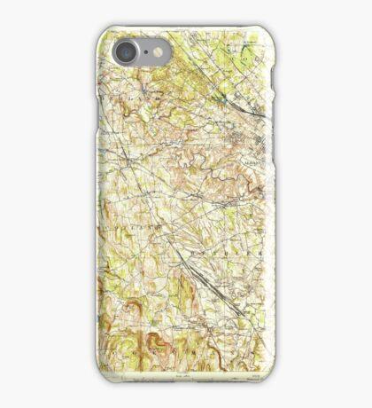 New York NY Albany 139150 1927 62500 iPhone Case/Skin