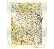 New York NY Albany 139150 1927 62500 Poster