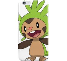 Chespin Normal iPhone Case/Skin