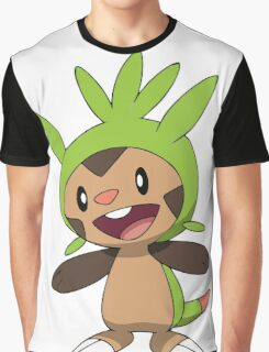 Chespin Normal Graphic T-Shirt
