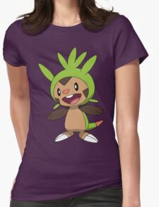 Chespin Normal Womens Fitted T-Shirt