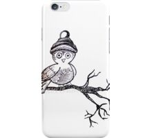 Owl Branch iPhone Case/Skin