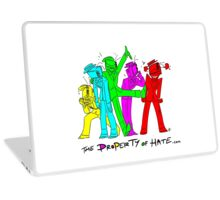 TPoH; colourful personality Laptop Skin