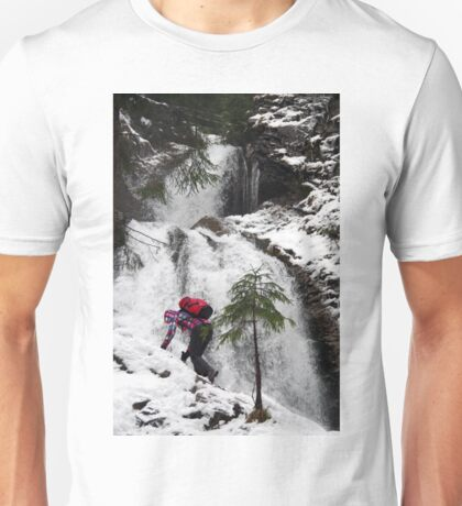Winter Trekking Unisex T-Shirt