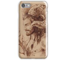 Faun iPhone Case/Skin