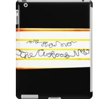 One Flew Over the Cuckoos Nest iPad Case/Skin