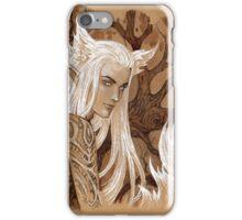 Foxy elf iPhone Case/Skin