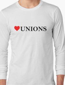 Love Unions Long Sleeve T-Shirt