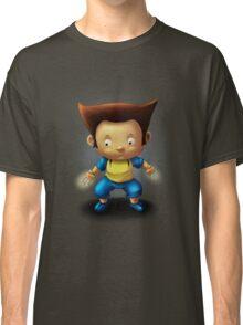 Mini Wolverine Fan Art Classic T-Shirt