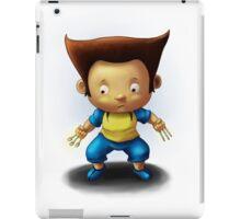 Mini Wolverine Fan Art iPad Case/Skin