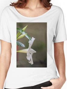 lily in the garden Women's Relaxed Fit T-Shirt