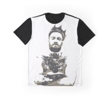 Conor Mcgregor, King Conor Graphic T-Shirt
