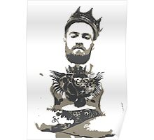 Conor Mcgregor, King Conor Poster