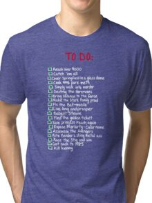 To-Do Tri-blend T-Shirt