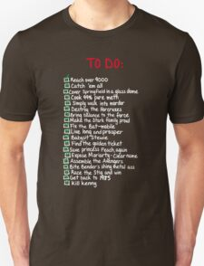 To-Do T-Shirt