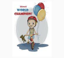 Street world champion Kids Tee