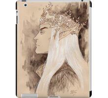 Stag crown iPad Case/Skin