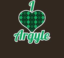I Love Argyle Unisex T-Shirt