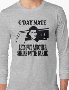 Dumb And Dumber - G'day Mate Long Sleeve T-Shirt