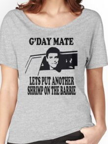 Dumb And Dumber - G'day Mate Women's Relaxed Fit T-Shirt