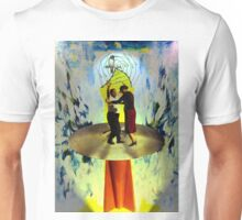 Rudy and Esther Ascend to the Mothership Unisex T-Shirt