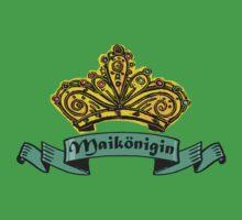 Maikönigin t-shirt by Theo Kerp