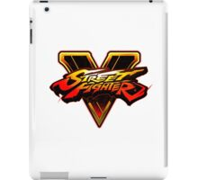Street Fighter V iPad Case/Skin