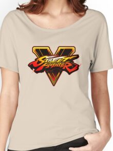 Street Fighter V Women's Relaxed Fit T-Shirt
