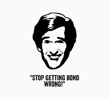"Alan Partridge ""Bond"" Quote Unisex T-Shirt"