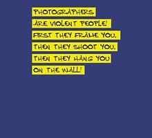 dear photographers! Unisex T-Shirt