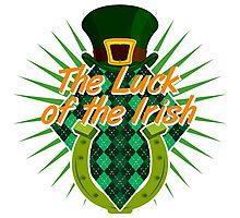 Luck of the Irish Photographic Print