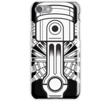 Piston lable iPhone Case/Skin