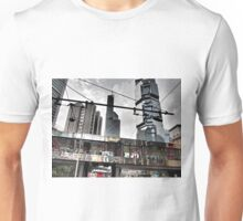 flower power in Central Hong Kong Unisex T-Shirt