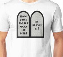 Moses Beer Pun Unisex T-Shirt