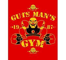 Guts Man's Gym Photographic Print