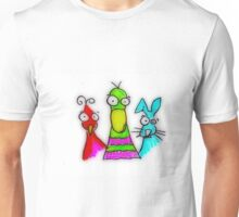 Easter Bunnies Unisex T-Shirt
